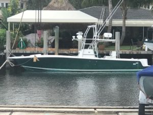 34' Sea Vee 2006 ERIN GO FISH